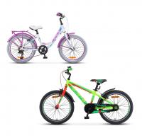 Велосипеды двухколёсные детские