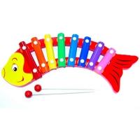 Деревянные музыкальные игрушки