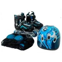 Роликовые коньки, комплекты защиты
