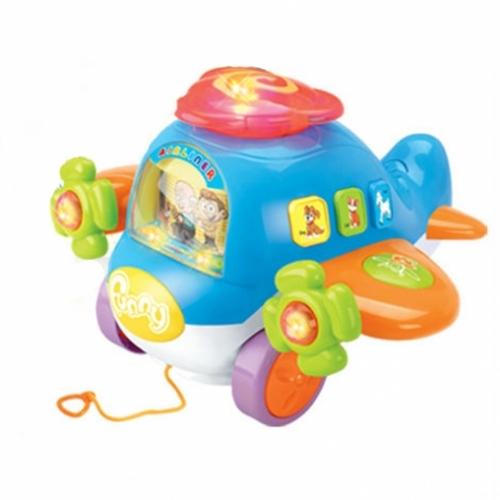 Развивающая игрушка САМОЛЕТИК (2012-21А)