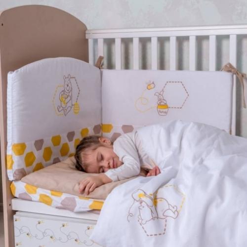 Кровать детская Polini Disney 750 ВИННИ И ЕГО ДРУЗЬЯ