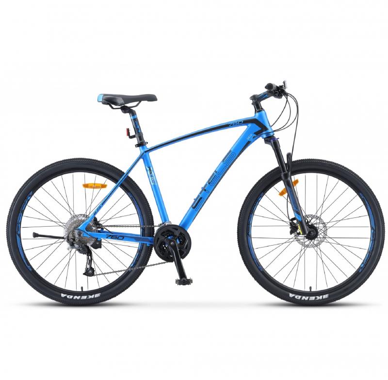 Велосипед 27.5 Stels Navigator 760 D V010 (рама 16)