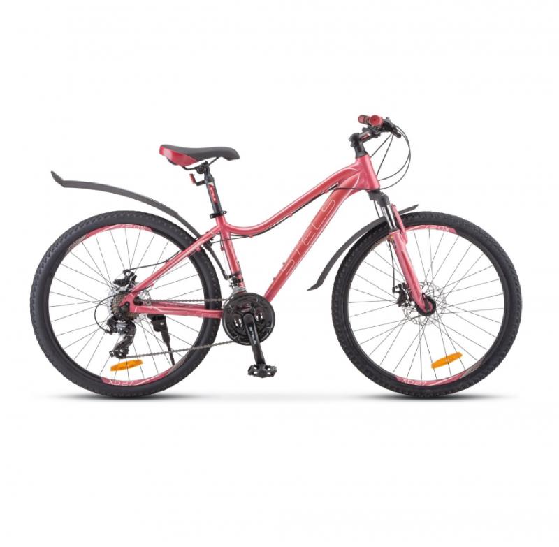 Велосипед 26 Stels Miss 6000 MD (рама 17) V010 Розовый