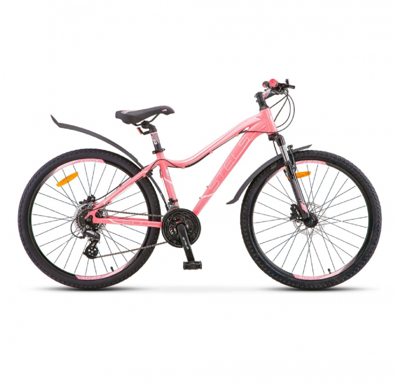 Велосипед 26 Stels Miss 6100 D (рама 15) V010 Светло-красный