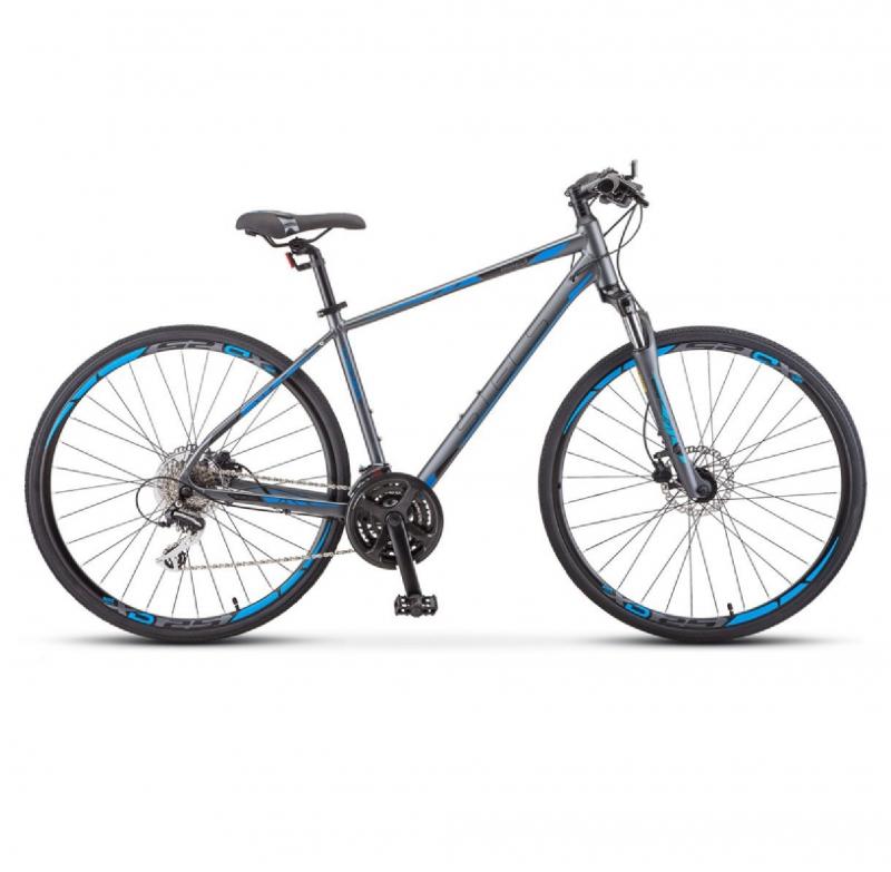 Велосипед 28 Stels Cross 150 D Gent V010 21-ск. V010