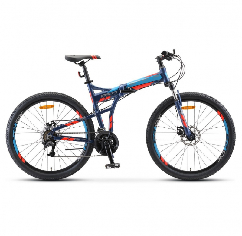 Велосипед 26 Stels Pilot 950 MD (рама 17,5) V011 Темно-синий