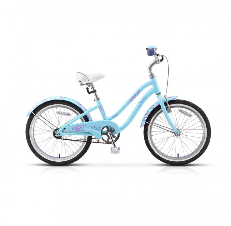 Велосипед 20 Stels Pilot 240 Lady, AL-рама, 1-ск