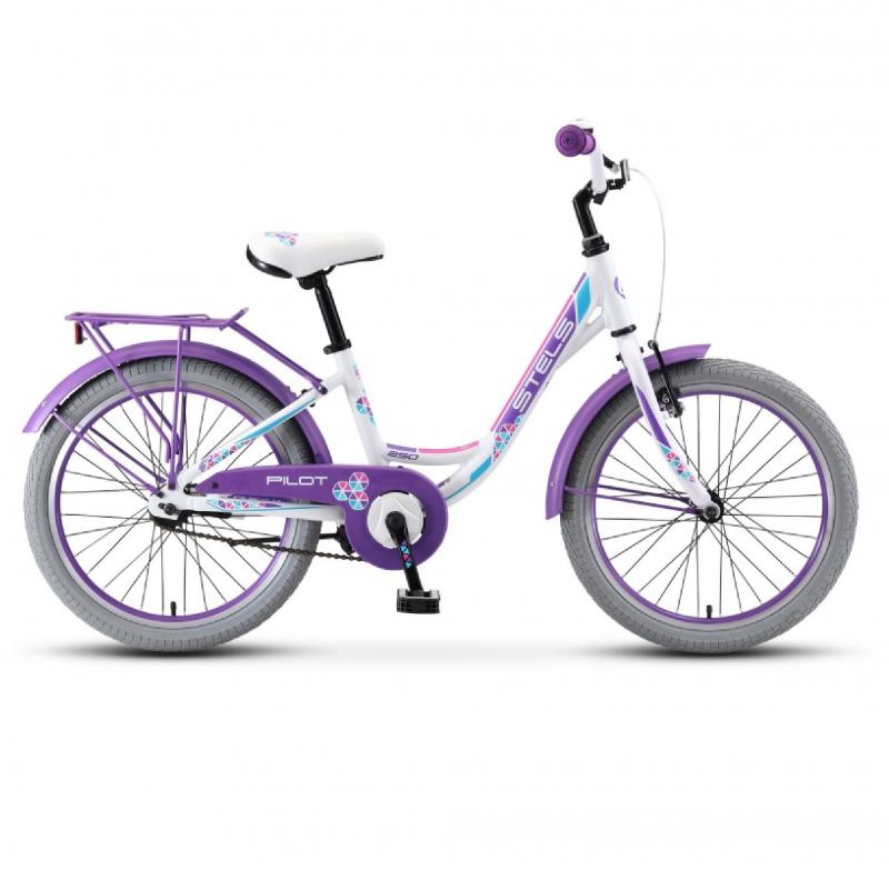 Велосипед 20 Stels Pilot 250 Lady, AL-рама 1-ск
