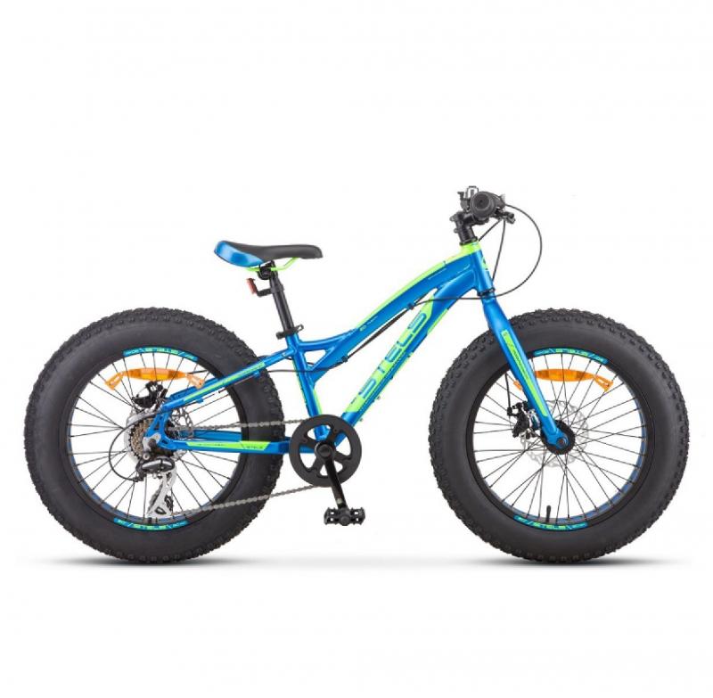 Велосипед 24 Stels Aggressor MD 8 ск.