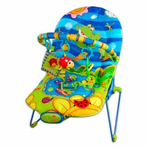 Кресло-качалка Веселый лягушонок