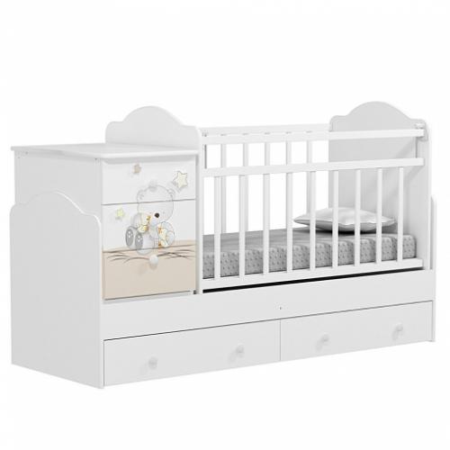 Кровать детская AMICI UNIVERSAL