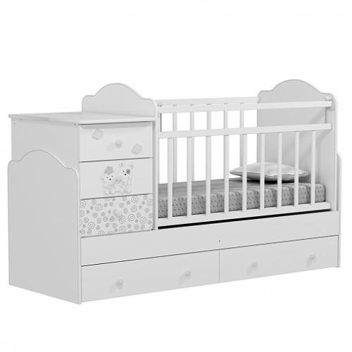 Кровать детская FATTORIA UNIVERSAL