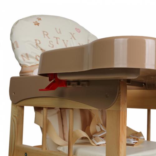 Стол-стул для кормления МИШУТКА дизайн Игрушки
