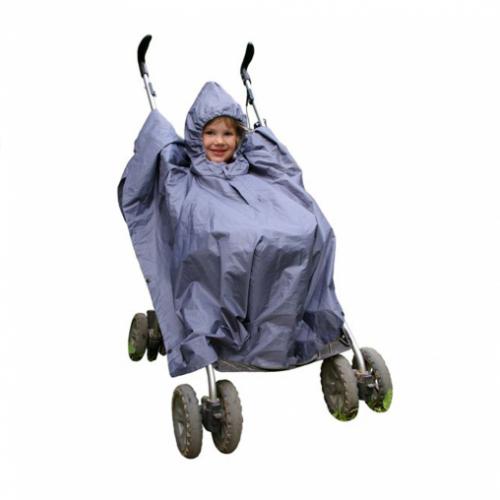 Дождевик-пончо Спорт Бэби на коляску полиэстэр