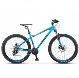Велосипед 27,5 Stels Adrenalin MD V010 (рама 18) Синий