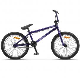 Велосипед 20 Stels BMX Saber V010 Фиолетовый