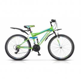 Велосипед 26 Stels Десна 2620 V V020 (рама 16.5) Салатовый