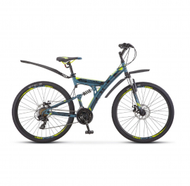 Велосипед 27.5 Stels Focus 21-ск MD V010