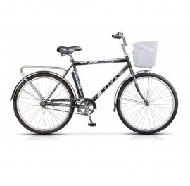 Велосипед 26 Stels Navigator 200 Gent 1-ск.(+КОРЗИНА) Z010
