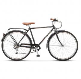 Велосипед 28 Stels Navigator 360 (рама 20,5) V010 Чёрный