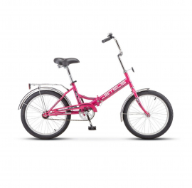 Велосипед 20 Stels Pilot 410 1-ск. Z011 Малиновый