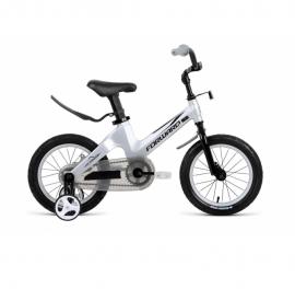 Велосипед FORWARD 12 COSMO, серый