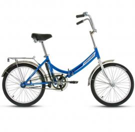 Велосипед FORWARD 20 ARSENAL 1.0 складной 1ск