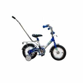 Велосипед 12 Stels Magic Красный/белый С РУЧКОЙ