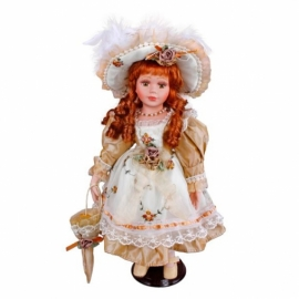 Кукла фарфор 16 Лана