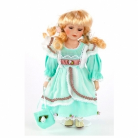 Кукла фарфор Элли 12 дюймов