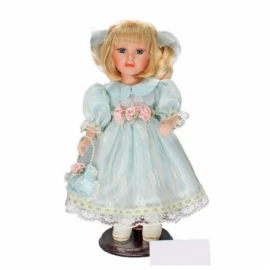 Кукла фарфор 12 Аделина