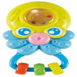 Игрушка Осьминог, свет, звуки, элементы питания входят в комплект