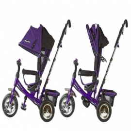 Велосипед 3кол. Comfort, фиолет.