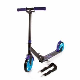 Скутер X-Match Liberty, 200 мм PU, плеч.переноска, фиолет.