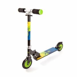 Скутер X-Match Rush, 120 мм PVC, зел.