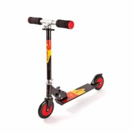 Скутер X-Match Rush, 120 мм PVC, красн.