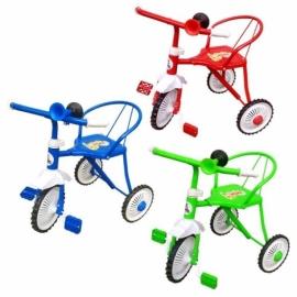 Велосипед 3кол Муравей, в ассорт. артикул 64996