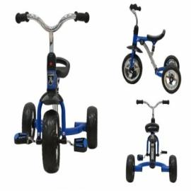 "Велосипед 3кол., сиденье ""anti-shock"", син."