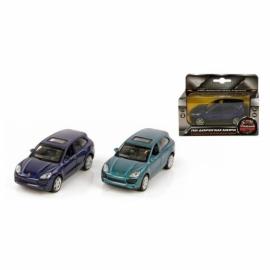 Машина мет. 1:43 Porsche Cayenne S, откр.двери, цвета в ассорт., 12 см