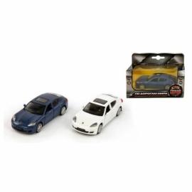 Машина мет. 1:43 Porsche Panamera Sоткр.двери, цвета в ассорт., 12 см