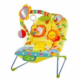 """Кресло-качалка """"Сафари"""" с зеркальцем, вибрацией и музыкой"""