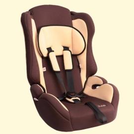 """Детское автомобильное кресло ZLATEK """"Atlantic"""", 1-12 лет, 9-36 кг, группа 1/2/3"""