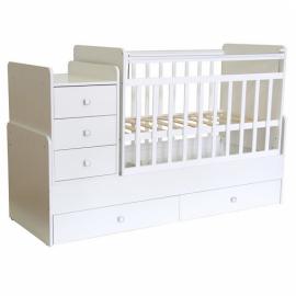 Кровать детская ФЕЯ 1100 с маятником