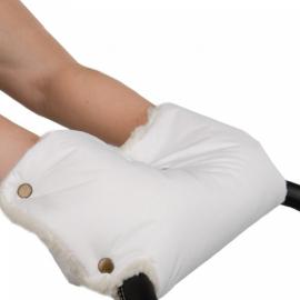 Муфта Карапуз для рук на коляску (мех)
