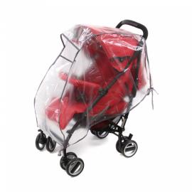 Дождевик Спорт Бэби на прогулочную коляску полиэтилен