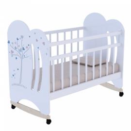 Кровать детская WIND TREE, колесо-качалка