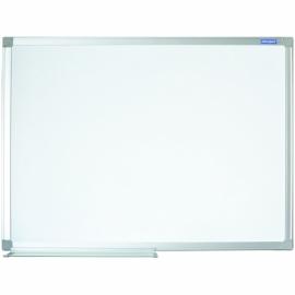 Доска магнитно-маркерная OfficeSpace, 45*60см, алюминиевая рамка, полочка