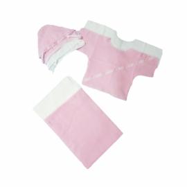 Комплект для новорожд. 6 предм. арт. 4014
