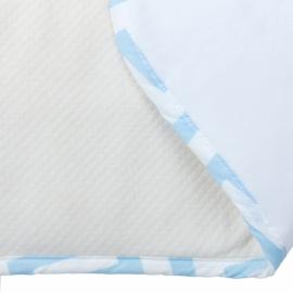 Одеяло-плед на утеплителе КИТЕНОК