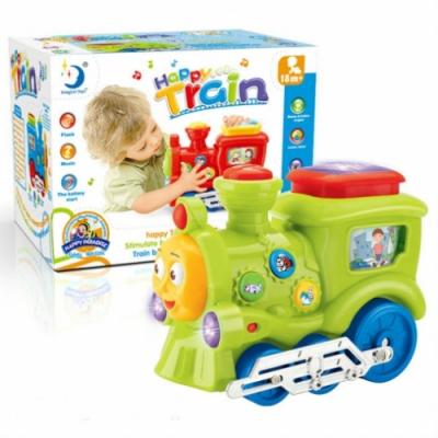 Развивающая игрушка ПАРОВОЗИК (2012-22А)